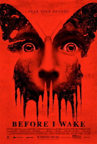 Before I Wake (2016) poster