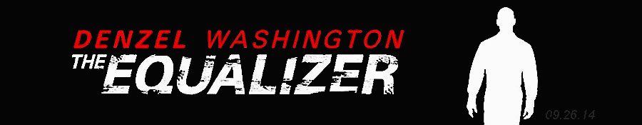 'The Equalizer (2014)' banner